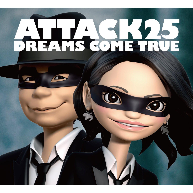 [CS] ドリカム「ATTACK25」