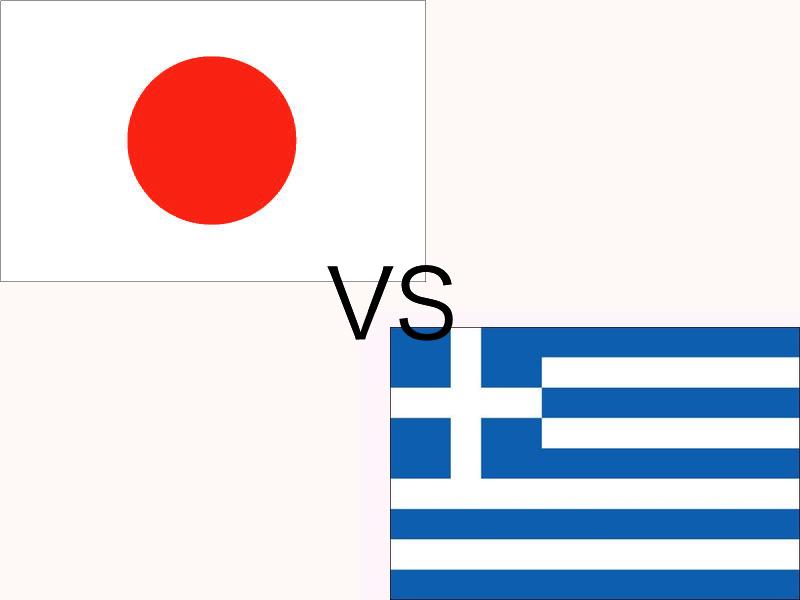 [CS] 今日のW杯。日本 vs ギリシャ