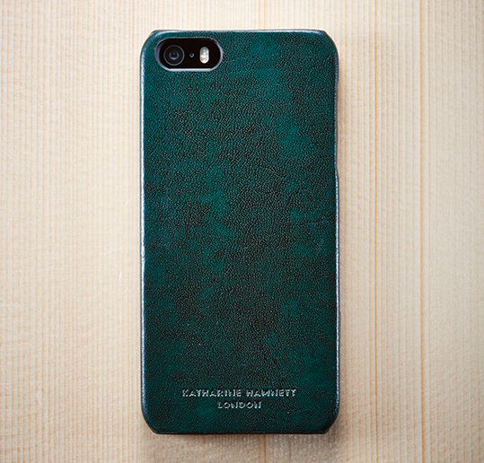 [CS] iPhone 5s ケース。KATHARINE HAMNETT LONDON ×Simplismコラボモデル