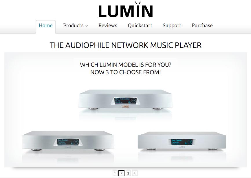 [CS] LUMIN から「S1」と「L1」