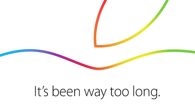 [CS] Apple Special Event. October 16, 2014.
