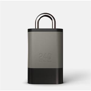 [CS] 鍵穴のない南京錠「246 Padlock」
