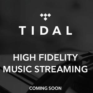 [CS] 音楽ストリーミング配信サービス「TIDAL」