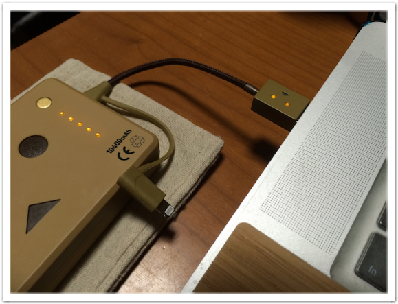 DANBOARD USB Cable with Lightning & Micro USB connector