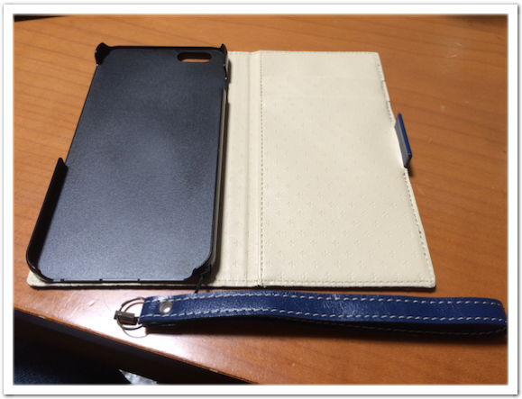 Flip Note Case with Card Pocket for iPhone 6 Plus(5.5inch)