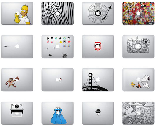 MacBook Air -Stickers